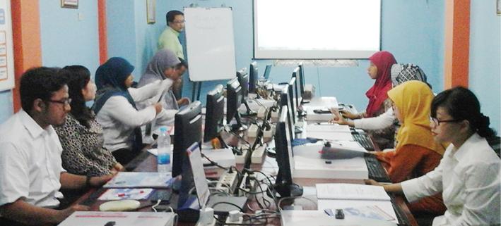 Training Microsoft Excel Advanced, Badan Pengembangan dan Pembinaan Bahasa