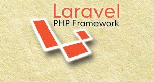 PHP Laravel Framework