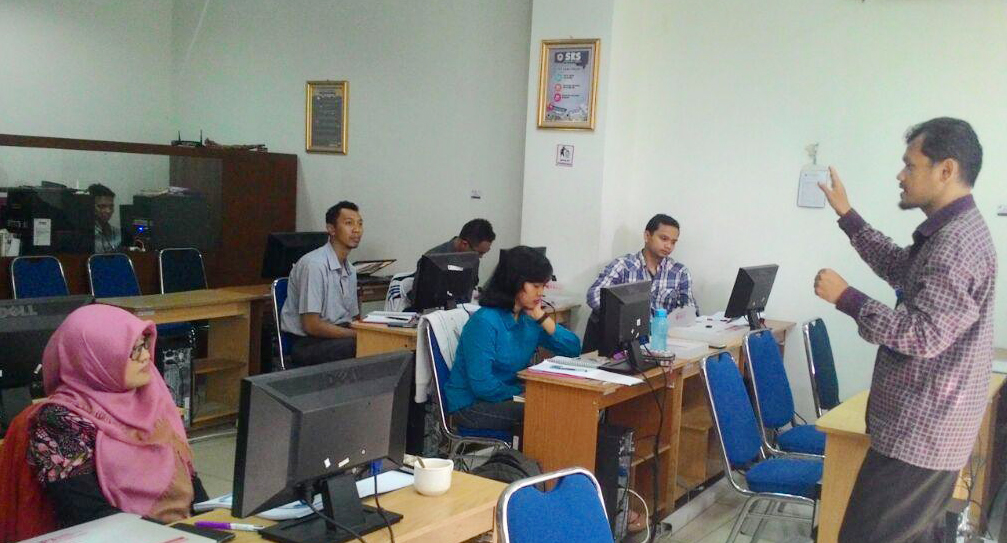 Pelatihan Pemrograman Python untuk PT PLN