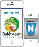 Traning Android Native Programming di Bukit Asam Foundation