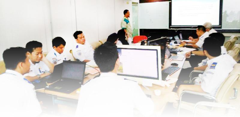 Training XML dan Web Service di Kemenhub RI