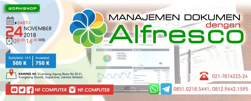 Workshop Manajemen Dokumen dengan Alfresco