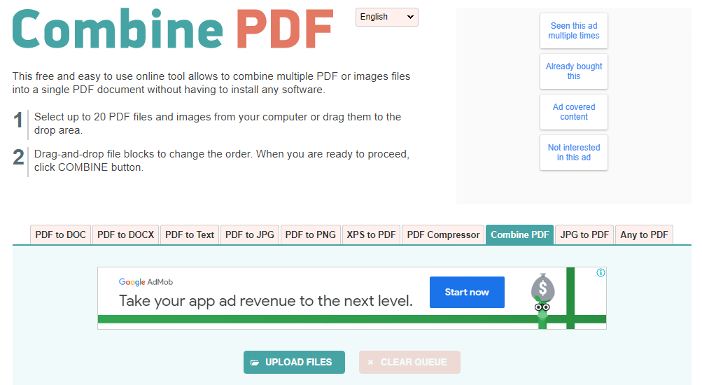 Cara Menggabungkan File PDF Menjadi Satu File dengan Cara Praktis, Cepat dan Mudah Secara Online