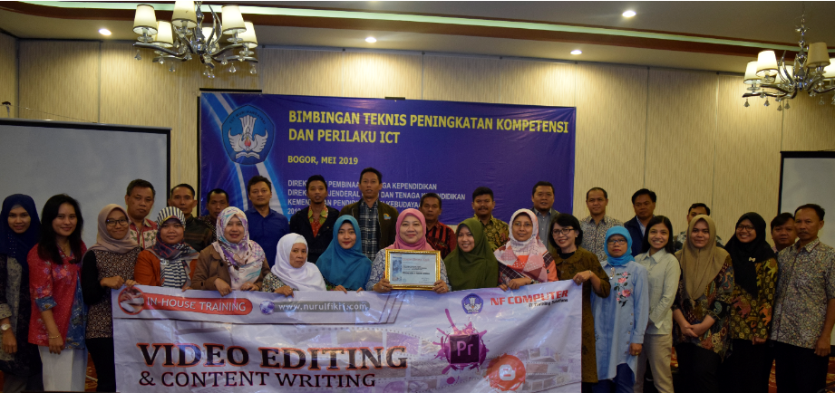 Video Editing dan Copywriting