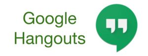 Logo Hangouts