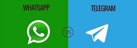 6 Perbedaan What's App dan Telegram