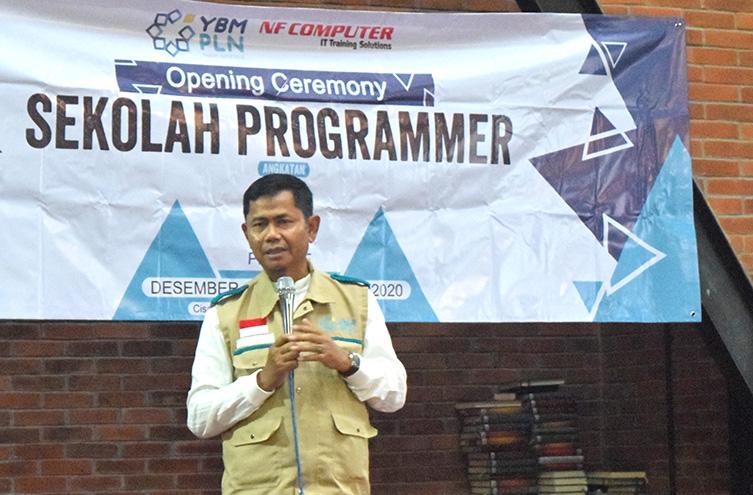 Diklat Sekolah Programmer YBM-PLN Angkatan ke-4