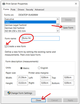 Cara Setting Ukuran F4 Secara Permanen di Microsoft Office