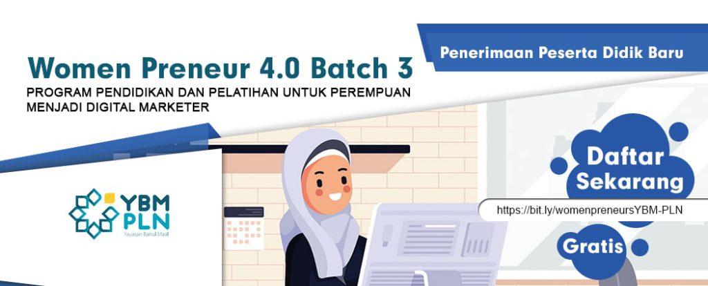 Women Preneur Batch-3