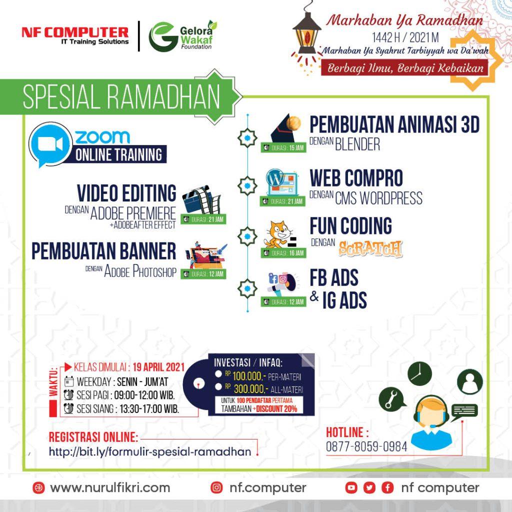 Ramadhan IT Training