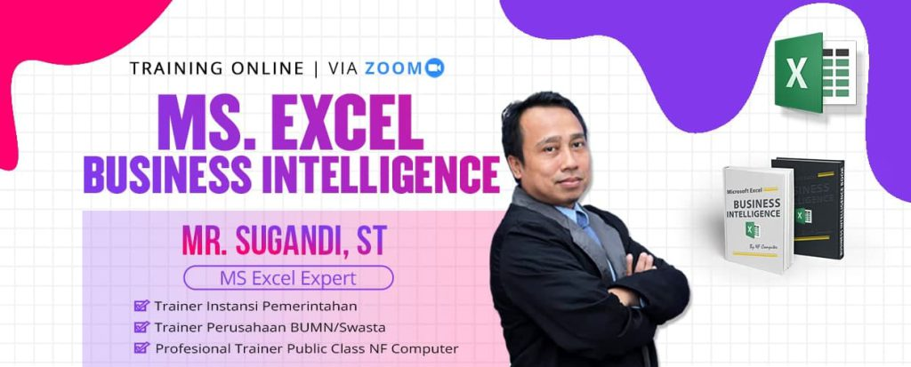 Business Intelligence with Ms Excel Online